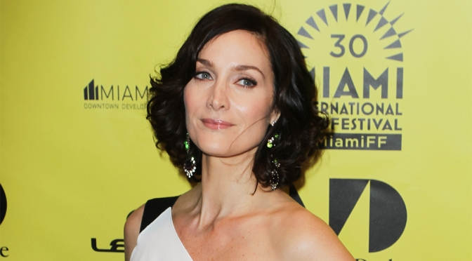 Marvel's 'Jessica Jones' Netflix Series Casts Carrie-Anne Moss in Recurring Role