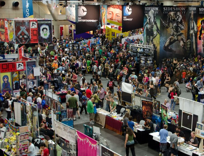 San Diego Comic Con 2015 Sells Out In One Hour.  Can you say Holy Crap???
