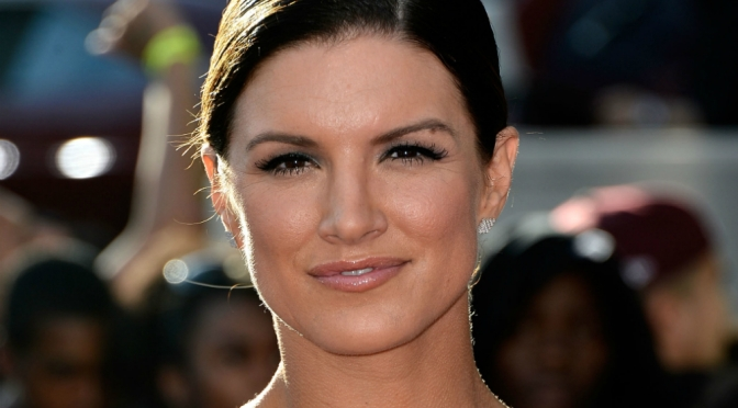 Gina Carano Joins Ryan Reynolds in 'Deadpool'