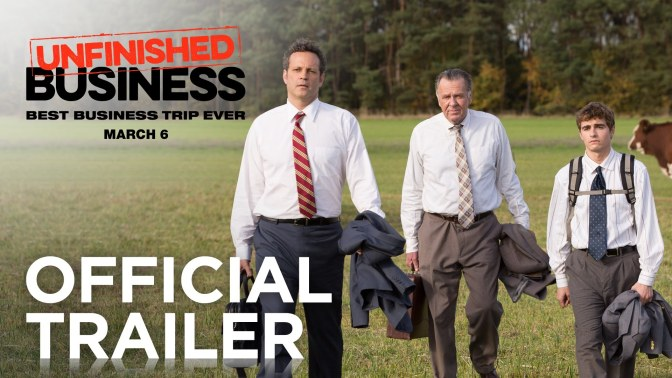 The Trailer Park: Unfinished Business Official Red Band Trailer #3