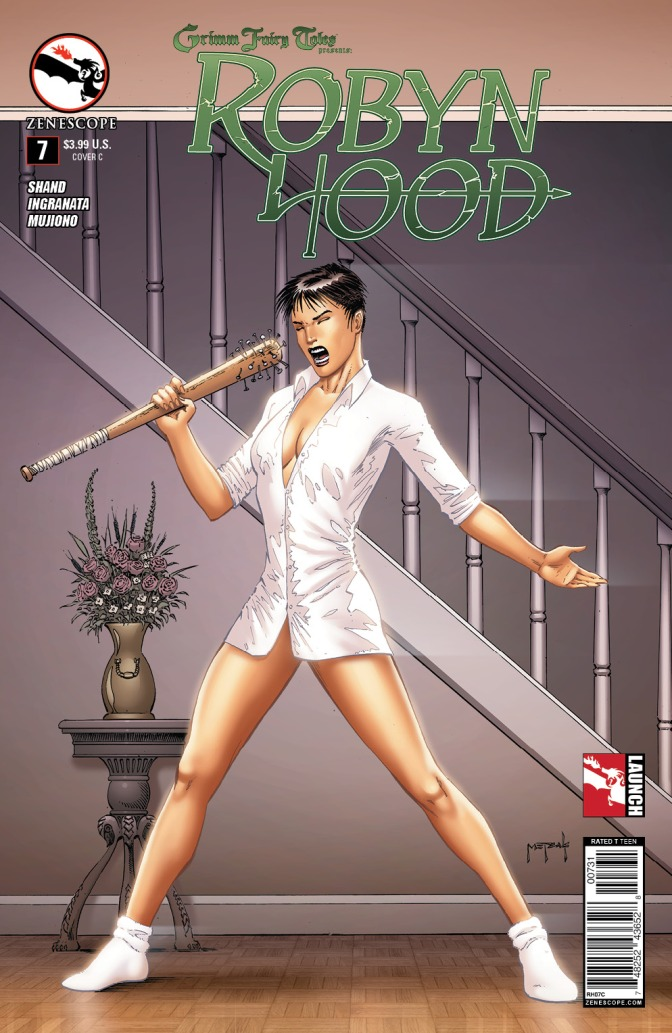 Robyn Hood Ongoing #7 Review