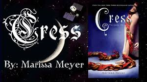 Book Corner: Cress The Lunar Chronicles #3