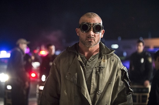 Dominic Purcell Joins Arrow/Flash Spinoff