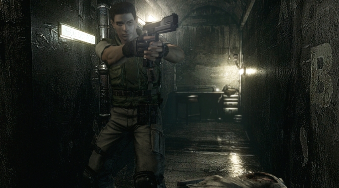Video Game of the Month — January: RESIDENT EVIL HD
