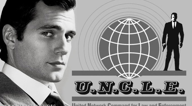 The Trailer Park: The Man from U.N.C.L.E.