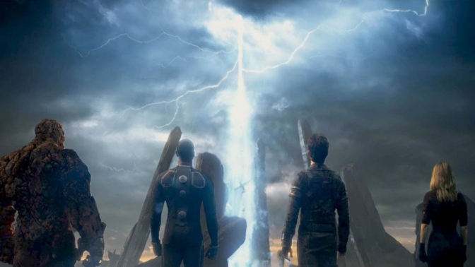 Watch: Human Torch, Invisible Woman Take Flight in New 'Fantastic Four' Trailer