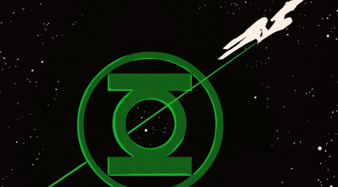 Green Lantern/Star Trek Team Up?