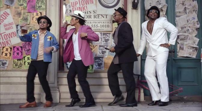The Music Store: Mark Ronson – Uptown Funk ft. Bruno Mars