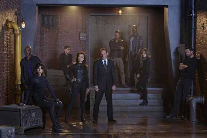 Marvel's Agents of SHIELD' Spinoff Not Dead at ABC