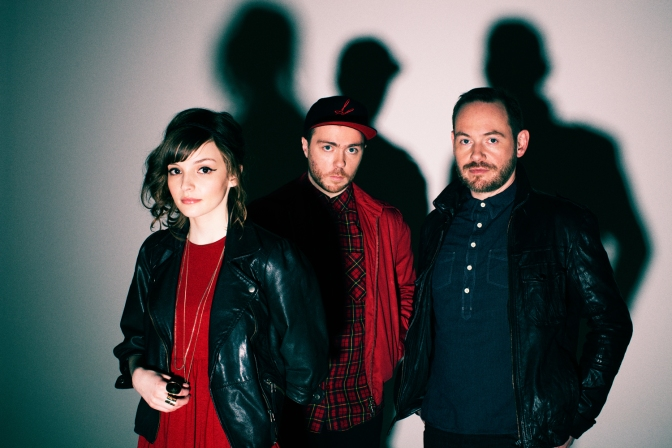 The Music Store: CHVRCHES – Recover