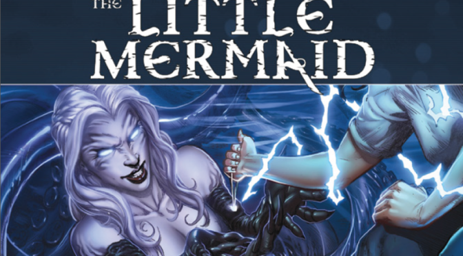Comic Review: The Little Mermaid #1-4