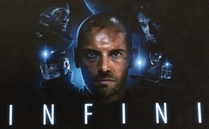 The Trailer Park: Infini Official Trailer #1