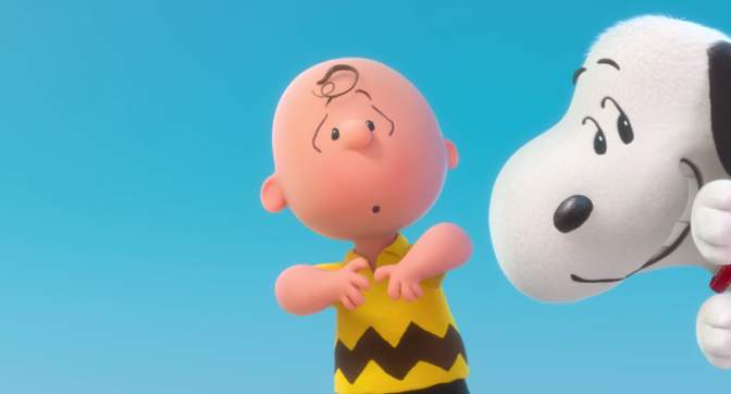 The Trailer Park: The Peanuts Movie Official Trailer #3