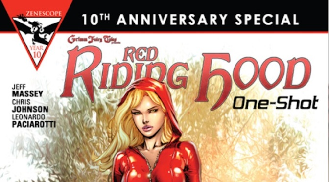 Comic Review: GFT- Red Riding Hood One Shot