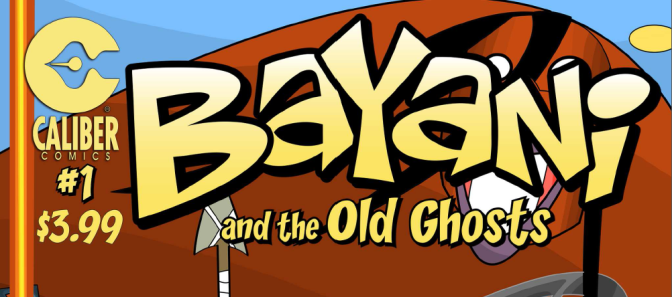 Comic Review: Bayani and the Old Ghosts