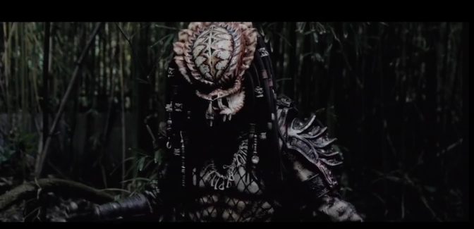 Movie Monday: Untitled Predator Fan Film