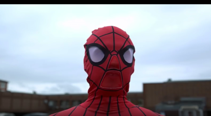 Movie Monday: The Amazing Spider-Man(Short Film)
