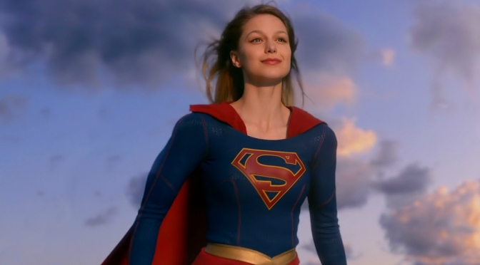 New Supergirl Trailer