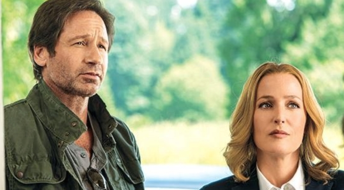 The X-Files Updated Trailer