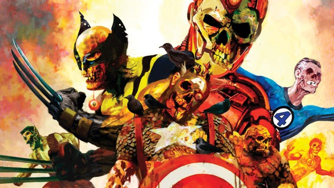 Marvel Zombies: Fan Made Trailer