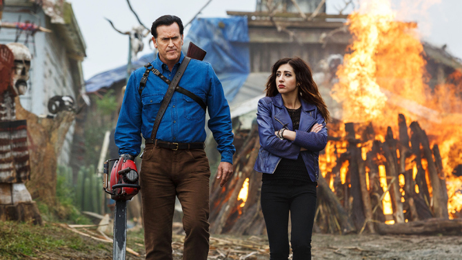'Ash Vs Evil Dead' Gets A Second Season