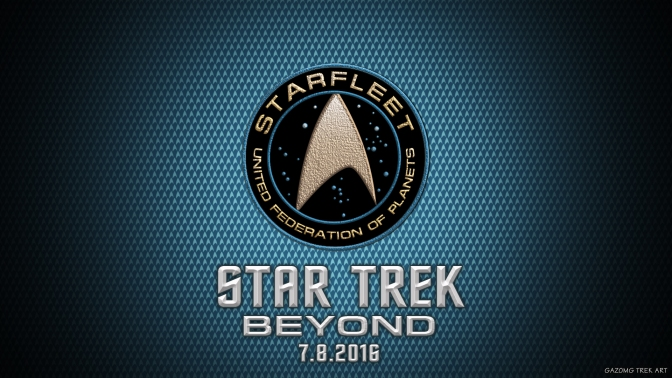 Star Trek Beyond Wraps