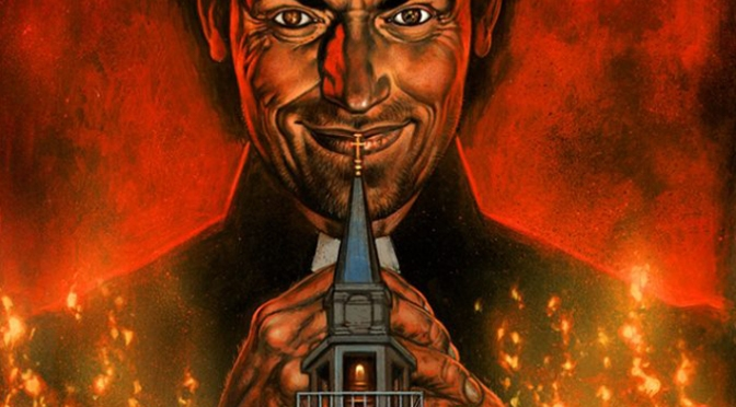 """Preacher' Trailer To Debut On Extended Episode Of 'The Walking Dead'"