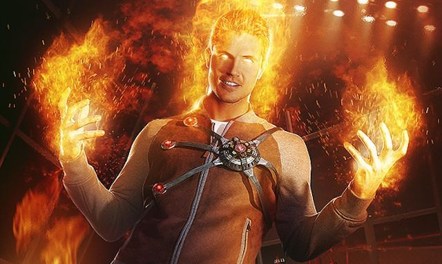 'The Flash' : 'The Fury Of Firestorm' Extended Promo