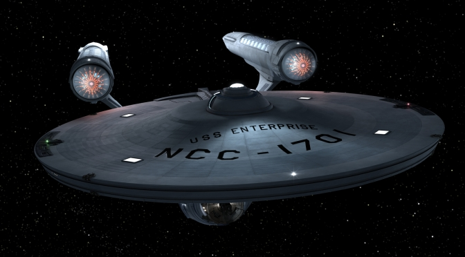 Star Trek Begins A New Mission