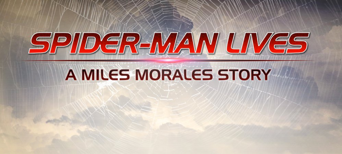 A Fan Made Miles Morales Story