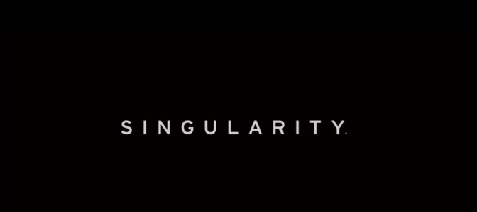 Movie Monday: SINGULARITY