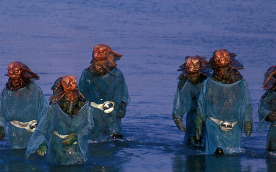 Are The Sea Devils Returning to Doctor Who