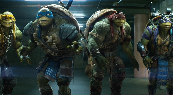 Teenage Mutant Ninja Turtles 2 Trailer