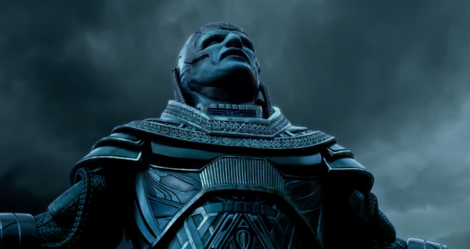 X-Men: Apocalypse Official Trailer #1