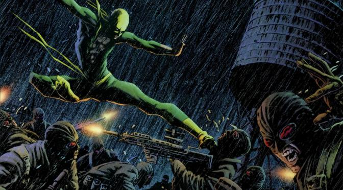 Casting for Iron Fist Underway