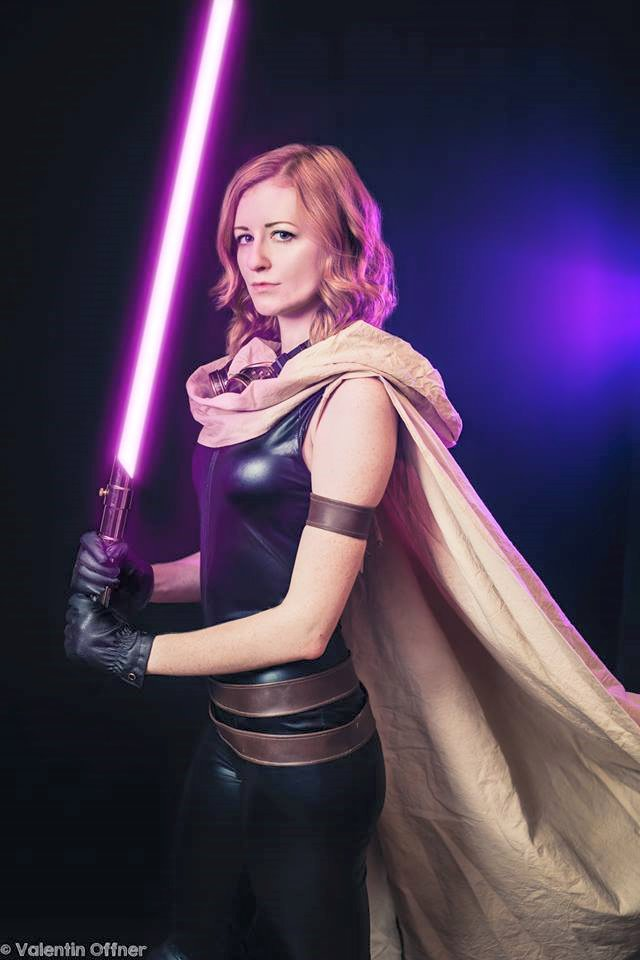 Mara Jade By Lisa Marie Cosplay The Pop Culture Cafe