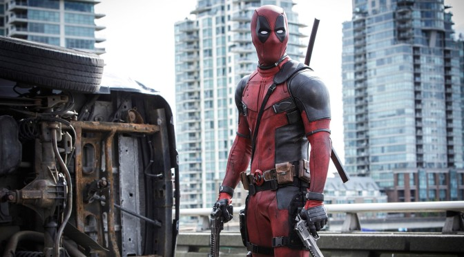 'Deadpool' Laughing To The Bank