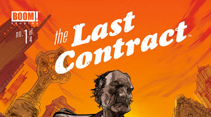 Book Review: The Last Contract #1