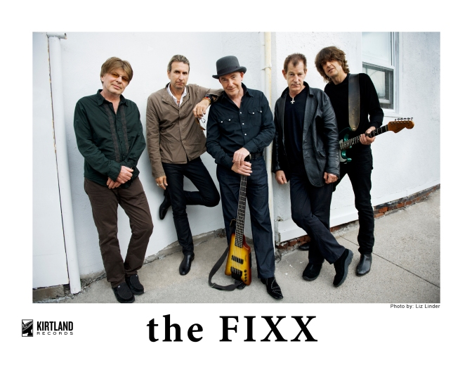 The Music Store: The Fixx – One Thing Leads To Another