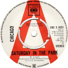 The Music Store: Chicago – Saturday In The Park