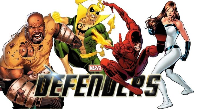 The Defenders – SDCC Teaser Trailer