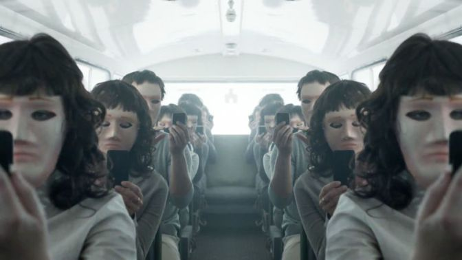 "Netflix Releases Photos From ""Black Mirror"""