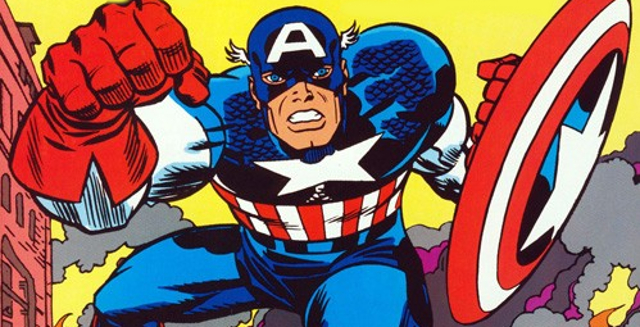 Captain America statue dusted with comic book writer's ashes — New York Post