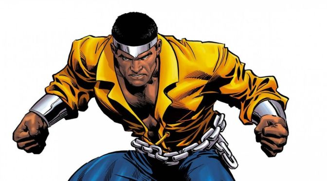 Luke Cage: Street Level Hero