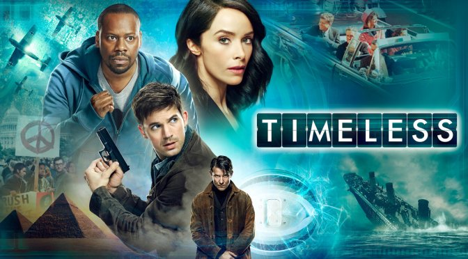 "'Timeless' Creators Shawn Ryan & Eric Kripke Sued For ""Ripped Off"" Idea; Sony, NBCU Also Named — Deadline"