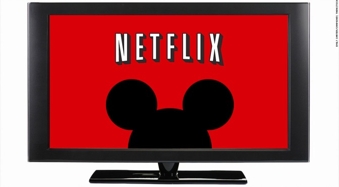 Netflix Shares Benefit From Speculation Of A Deal With Disney — Deadline