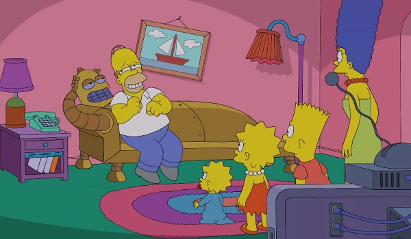 'The Simpsons' Celebrates 600th Episode With Virtual Reality Experience — Deadline