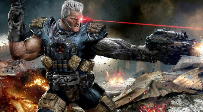 Movie Monday – Cable: Chronicles of Hope