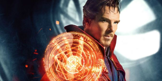 'Doctor Strange,' 'Fantastic Beasts' Work Magic on Social Media — Variety