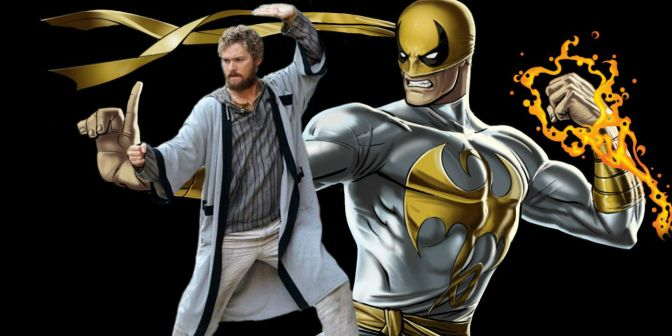 Netflix: Marvel's Iron Fist Coming Next Year
